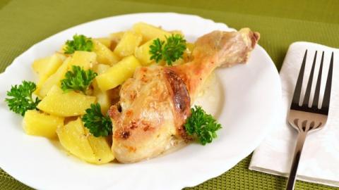 В Саратове снова подорожали курятина и картофель