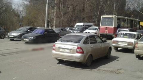 В Саратове девяностолетняя женщина погибла под колесами трамвая