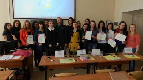 В СГЮА 15 команд представили конкурсные фильмы о таможне и банках