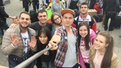Делегация СГЮА выехала во Владивосток на федеральный этап Студвесны