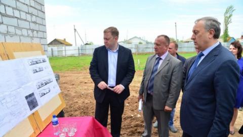 Под Саратовом возведут первую в регионе типовую школу-детсад