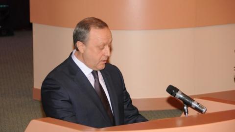В апреле Валерий Радаев стал лидером рейтингового роста
