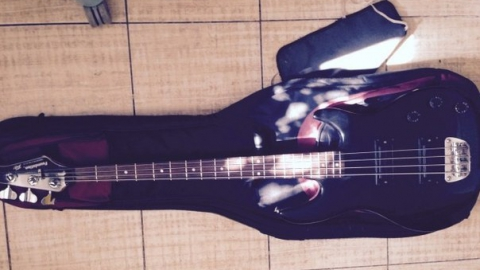 В саратовских соцсетях ищут краденые бас-гитару и велосипед