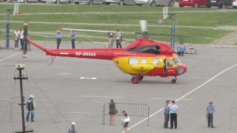 Восьмилетнего балаковца вертолетом привезли лечиться в Саратов
