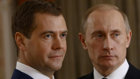 Доверие россиян к Владимиру Путину остается рекордно высоким