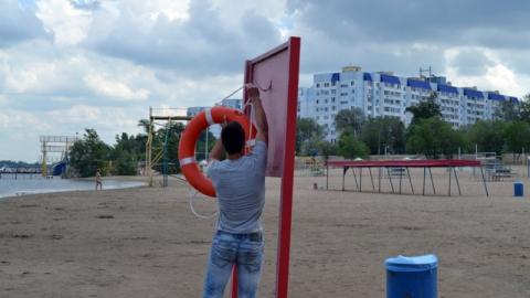 ГИМС приняла два пляжа в Балашове и освидетельствовала энгельсский