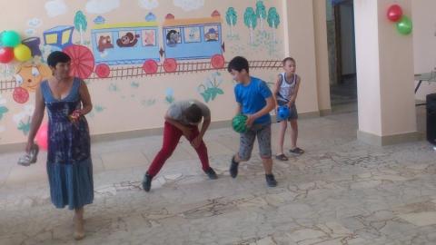 На вокзале Урбах Саратовского региона ПривЖД открылся модернизированный детский зал