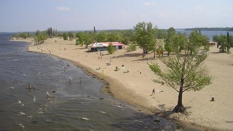 """Пляж """"Городские пески"""" проверили перед началом купального сезона"""