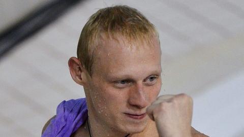 Илья Захаров в седьмой раз стал чемпионом Европы по прыжкам в воду