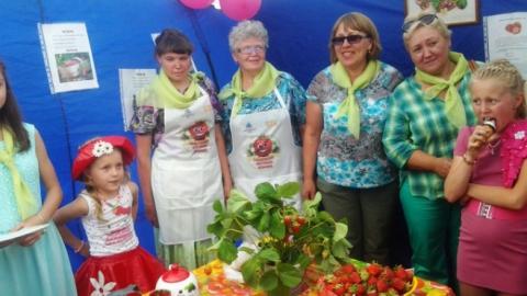 В Балакове на выходных провели второй фестиваль клубники
