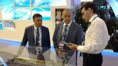 На Петербургском экономическом форуме звучали добрые отзывы о Саратовской области