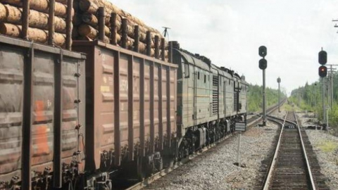 За 5 месяцев со станций ПривЖД отправлено свыше 14,6 млн тонн грузов