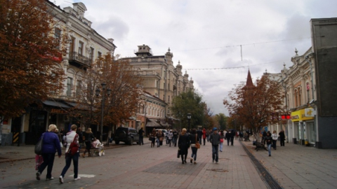 В подвале дома на проспекте Кирова в Саратове найден труп