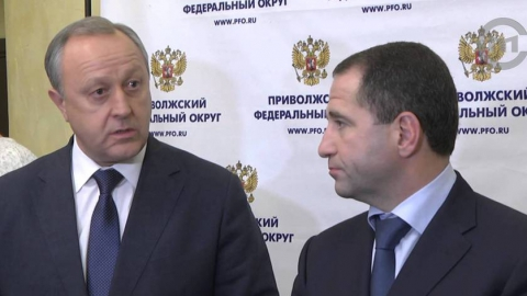 Валерий Радаев уехал в Самару на встречу с Михаилом Бабичем