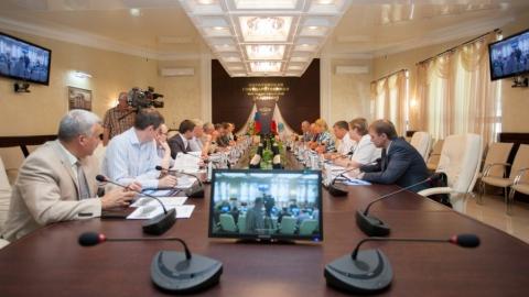 В СГЮА прошло заседание Ассоциации юридического образования