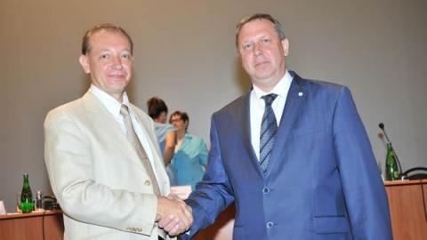 Владимир Попков переизбран на пост ректора медуниверситета