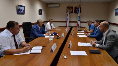 Радаев напомнил мостостроителям о сроках сдачи объектов в Балакове и Елшанке