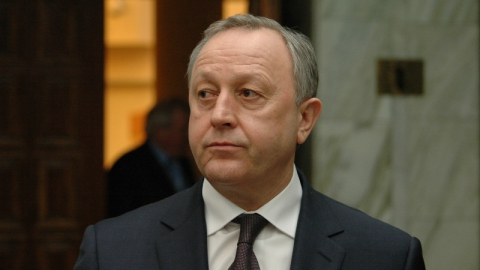 """Политическое влияние Валерия Радаева почти доросло до """"очень сильного"""""""