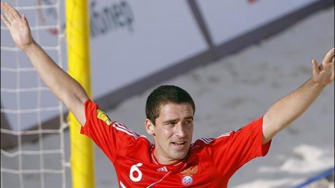 Саратовский пляжный футболист сыграет на чемпионате мира
