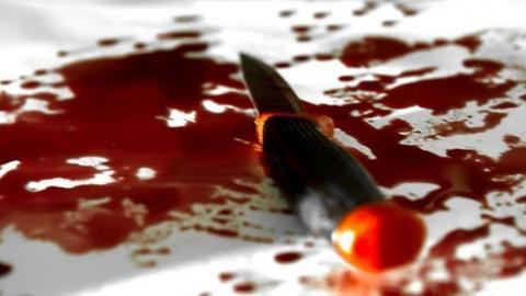 Балашовец воткнул нож в шею пожилой родственнице за отказ в сексе