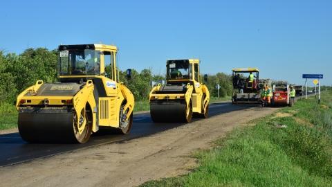 Пять километров новой трассы под Ровным разгрузят правобережную магистраль