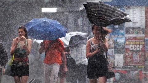 Саратов и область ожидают штормовые выходные