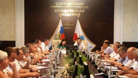 В СГЮА провели семинар о противодействии терроризму и экстремизму