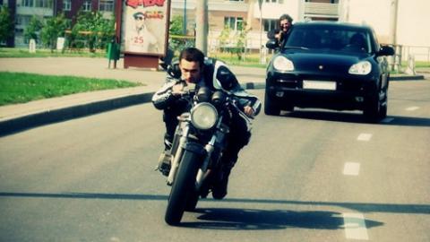 Молодым саратовцам грозит до семи лет за катание на чужом мотоцикле