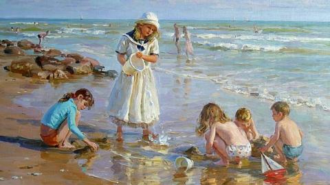 2 тысячи саратовских детей бесплатно отдохнут на Черном море