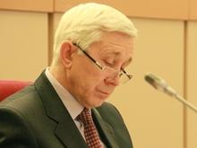 Алешина освобождена от должности спикера. В председатели думы выдвинут Капкаев