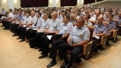 Саратовские участковые отчитались о достижениях за полгода