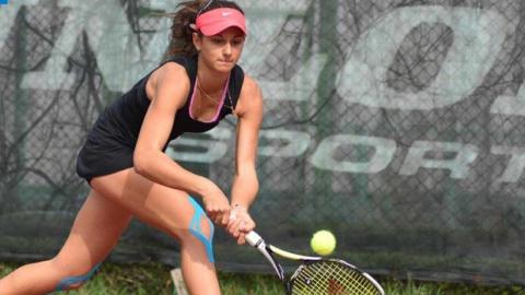 Саратовская теннисистка стала бронзовым призером Чемпионата Европы