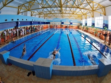 Строительство нового бассейна станет партийным проектом