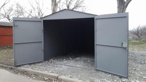 В Заводском районе Саратова у горожанки украли гараж