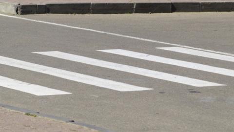 Перебегавший дорогу пешеход угодил под иномарку