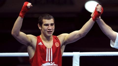 Артем Чеботарев одержал победу над венгром