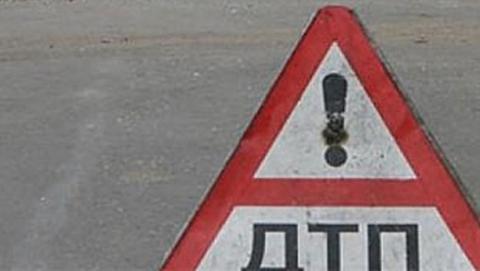 Девятимесячная девочка пострадала в ДТП под Вольском