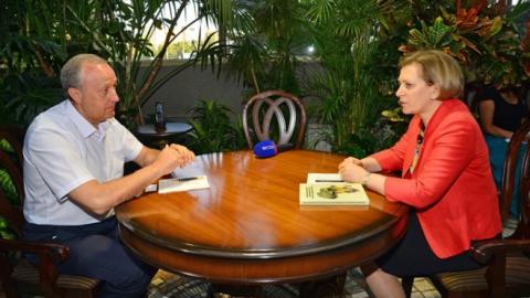 Главный санврач страны позитивно оценила обстановку в Саратовской области
