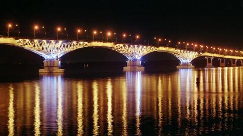На мосту Саратов-Энгельс отремонтируют тротуары, покрасят перила и заменят электросети