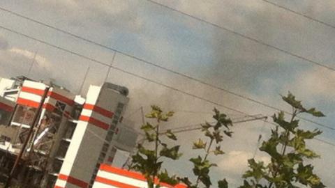 В Балаково взорвался маслозавод. В больницу увезли четверых пострадавших