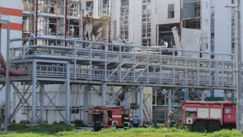 Стали известны имена погибшего и пострадавших при взрыве на балаковском заводе. Фото
