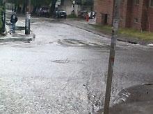 Авария лишила водоснабжения целый поселок