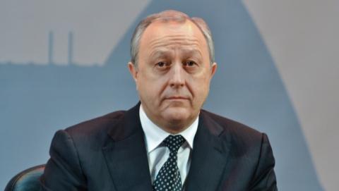 Валерий Радаев поднялся в медиарейтинге губернаторов на 27 строк