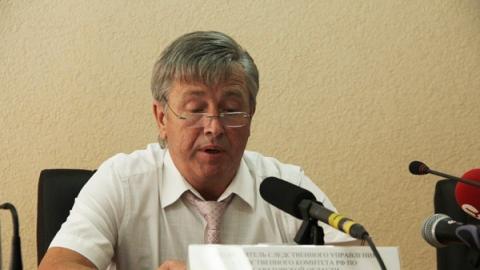 Николай Никитин проведет четыре приемных дня в сентябре 2015 года