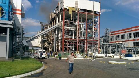 После взрыва маслозавода в Балакове шестеро человек остаются в больнице