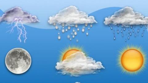 В Саратове тепло и сухо, в Балашове холод и дождь