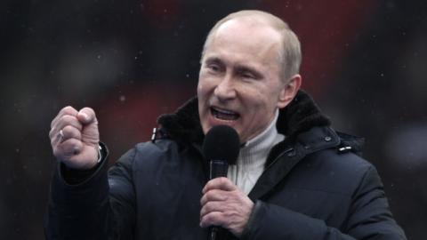 На Московской книжной ярмарке Саратов представил цитатник Путина