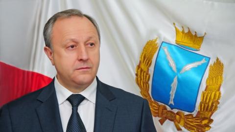 Валерий Радаев переместился на 3 позиции в Национальном рейтинге губернаторов