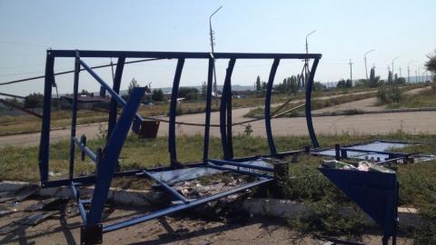 На Елшанском кладбище ураган уничтожил более ста памятников