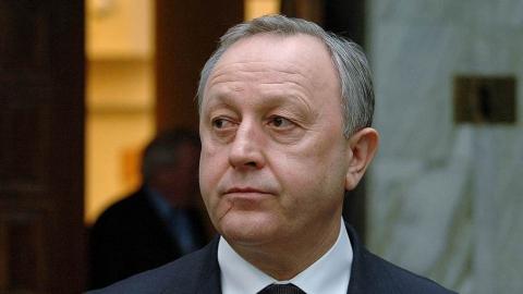 Валерий Радаев занял тридцатое место медиарейтинга российских губернаторов